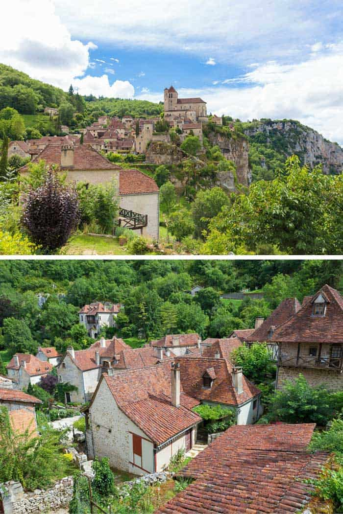 Small Towns in France You Have to Visit. When most people think France, they immediately think Paris, and often times it is unfortunately the only city they visit.  Here are 9 of the most beautiful small towns in France, that are NOT Paris.