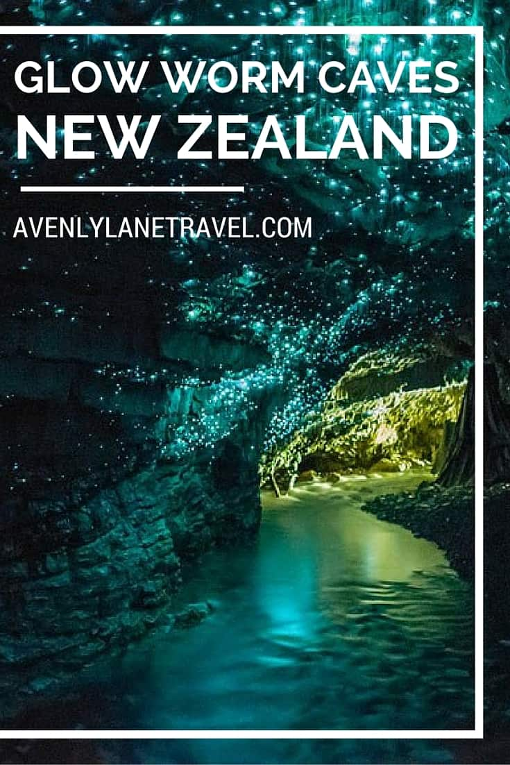 Glow Worm Caves In New Zealand - Avenly Lane Travel