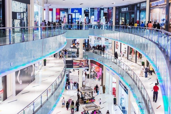 Dubai Mall!