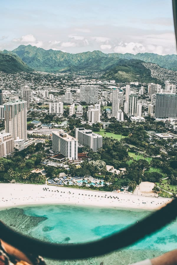 11 Places You Can't Miss In Hawaii (Oahu). A quick preview of the top spots you need to see on your next trip to Hawaii, including trying out surf lessons on Waikiki Beach in Honolulu, Oahu, one of the best things to do on Oahu! #avenlylanetravel #hawaii #oahu #islands #usatravel #hawaiianislands #beacheshawaii #surfing