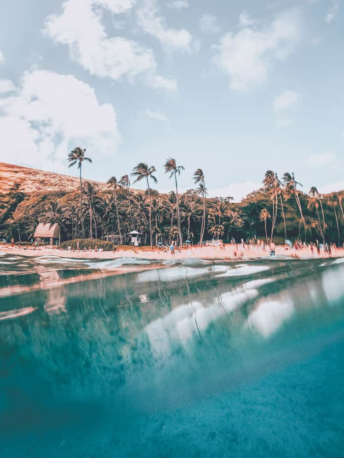 Hanauma Bay, Oahu. 11 Places You Can't Miss In Hawaii (Oahu). A quick preview of the top spots you need to see on your next trip to Hawaii! - Check out all of our Hawaii inspiration at www.avenlylanetravel.com/category/hawaii #avenlylanetravel #hawaii #oahu #islands #hawaiianislands