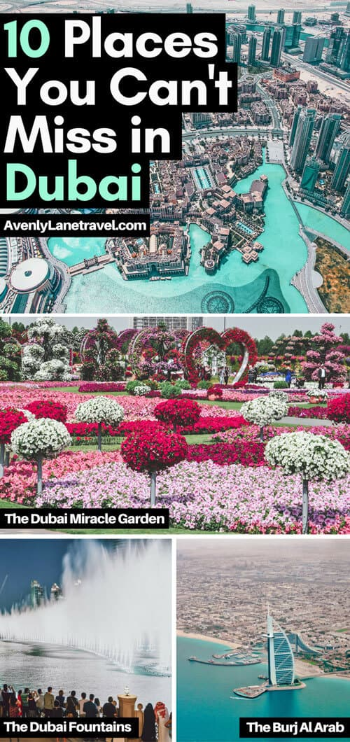 Top 10 Things To Do In Dubai. Dubai unabashedly aims to be the biggest, best, and most modern city on earth, and it may be getting close to claiming that title! Have you ever been to Dubai?! You can check out the full article at https://www.avenlylanetravel.com/top-10-things-to-do-in-dubai/ #avenlylanetravel #dubai #travel