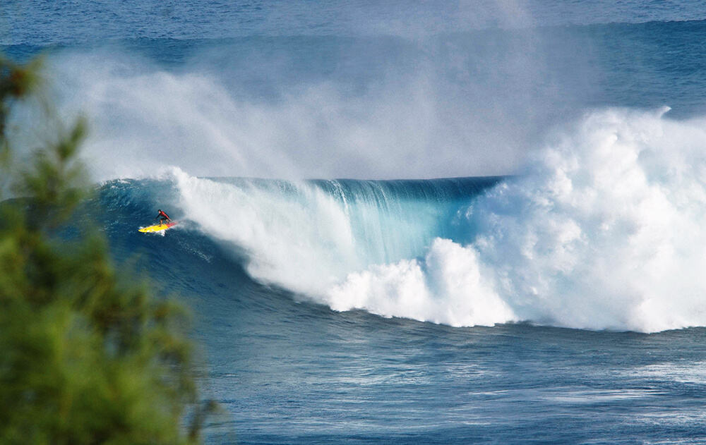 Surfing on the North Shore of Hawaii!