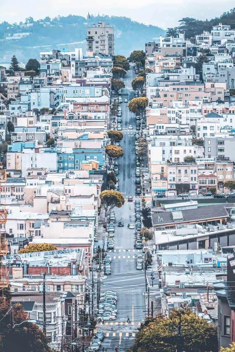 Top 10 Things To Do In San Francisco! Planning a trip to San Francisco and looking for all the must see places to visit? Whether your vacation lasts one day or one week here are some of the top things you can't miss! Click through to www.avenlylanetravel.com to read more on the best food, restaurants, shopping, taking travel photos at Lombard Street, beaches, the Golden Gate Bridge, and so much more! #sanfrancisco #USA #california #usatravel #traveltips #wanderlust #avenlylane #avenylanetravel #travelblog