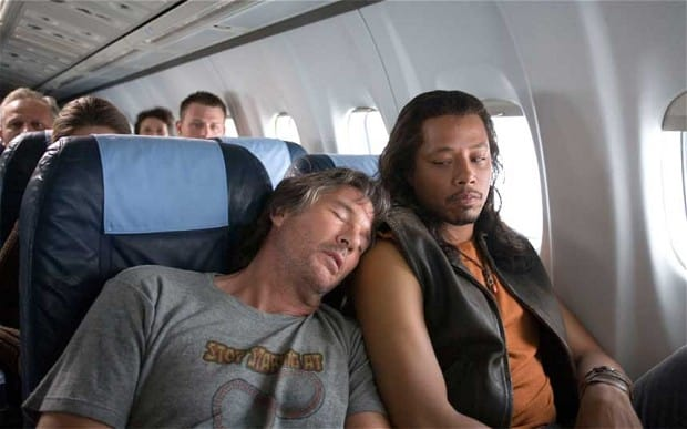 How To Train Yourself To Sleep On A Plane