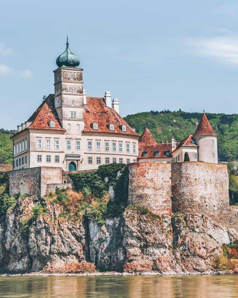 Schönbühel Castle Austria