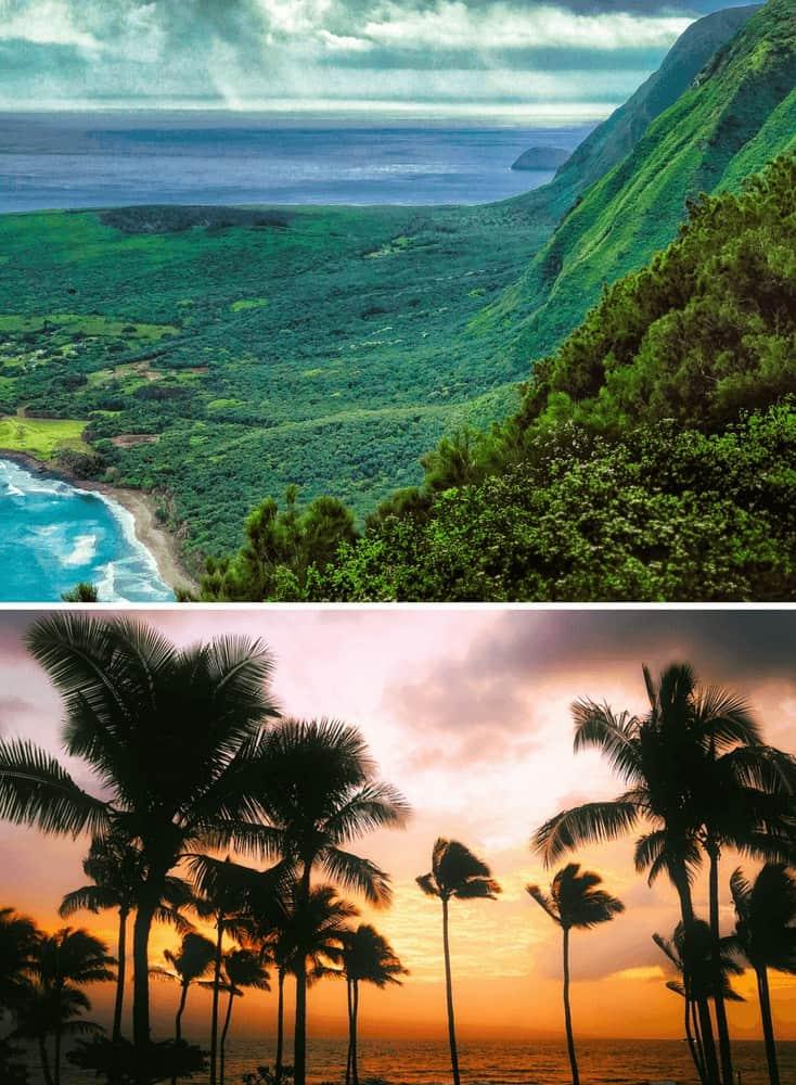 Molokai Island in Hawaii!