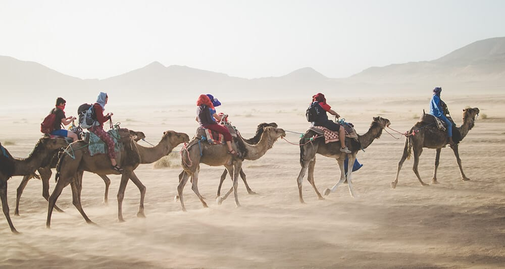 Save money on a rental car - Sahara Desert Tours Morocco, Marrakech, Morocco