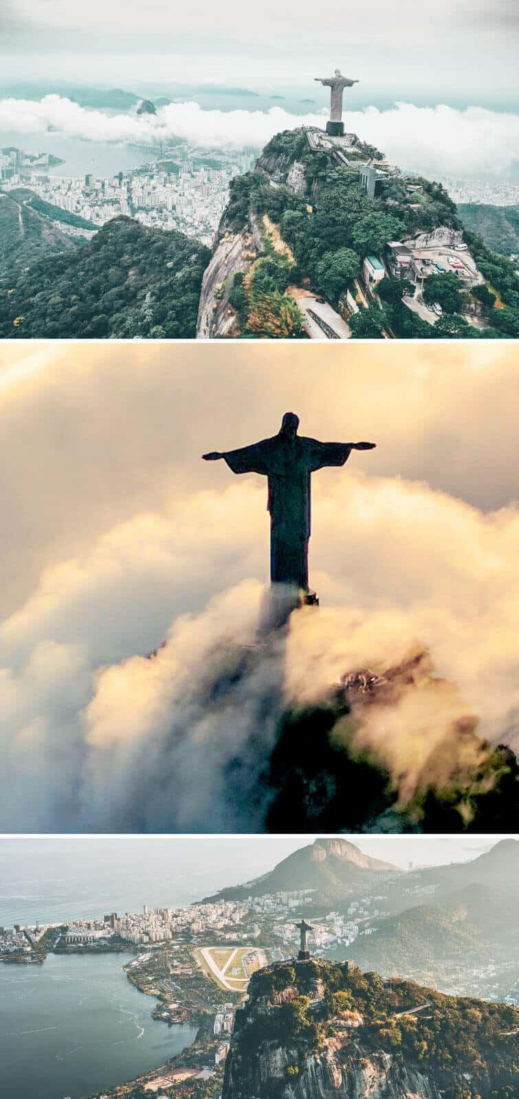 Corcovado (Cristo Redentor – Christ the Redeemer Statue)