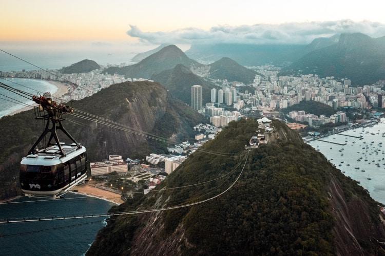 Rio de Janeiro mountains