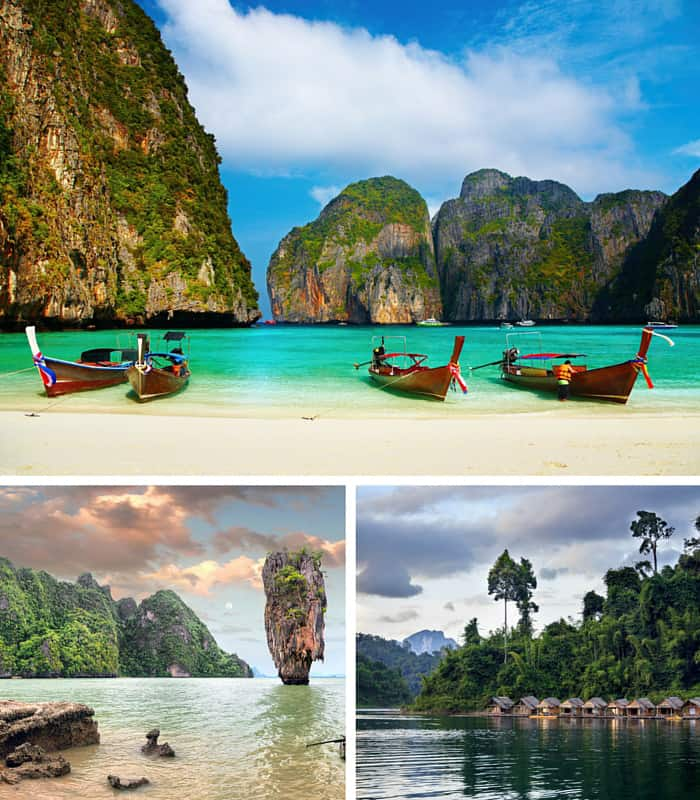 Thailand Beaches and Resorts!