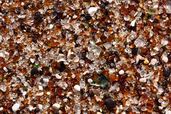 Glass Beach, Hanapepe, Kauai