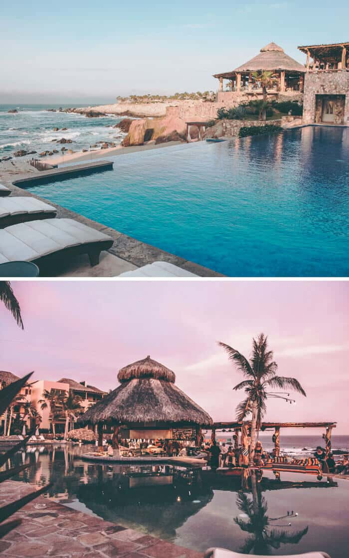 Esperanza Pool in Cabo San Lucas, Mexico