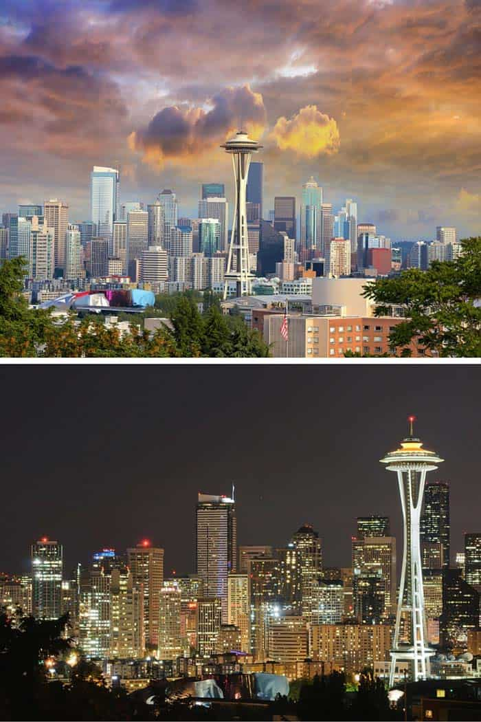 Click through to see 18 of the BEST skylines in the world!