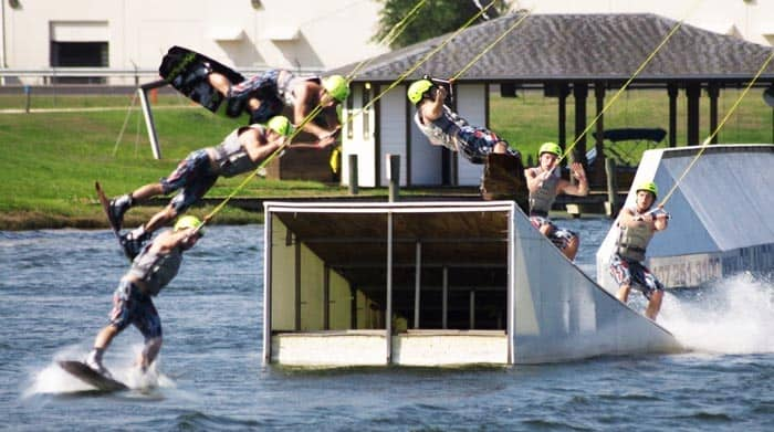 Orlando Watersports complex in Orlando, Florida!