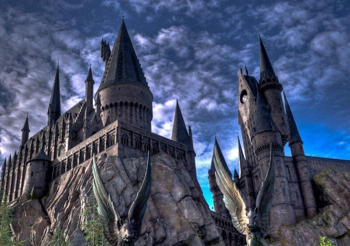 Harry Potter World in Orlando Florida!