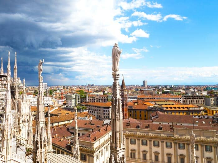 The 10 Most Visited Cities in Italy