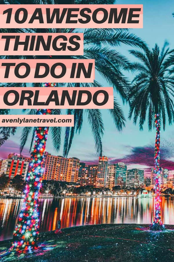 Yes Orlando Is Home To Mickey Mouse Disney World The Most Visited Theme