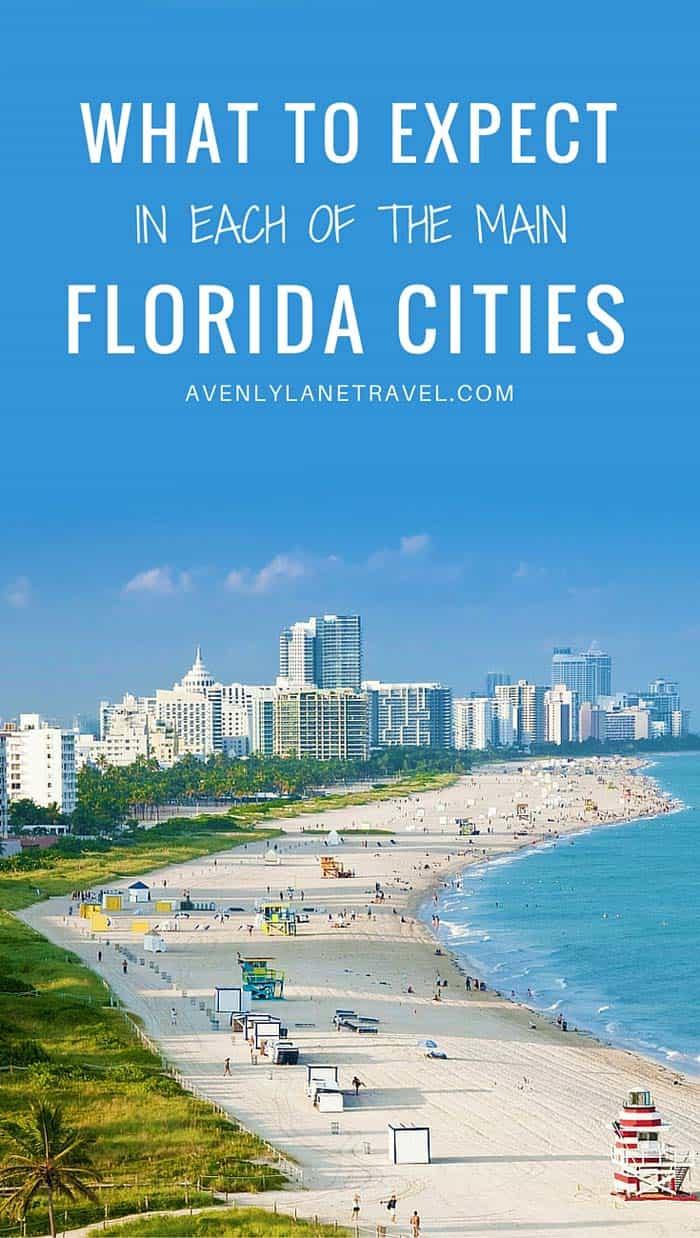 popular Florida cities