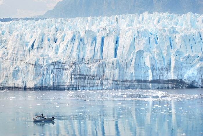 Cruise to Margerie Glacier is Glacier Bay Alaska.