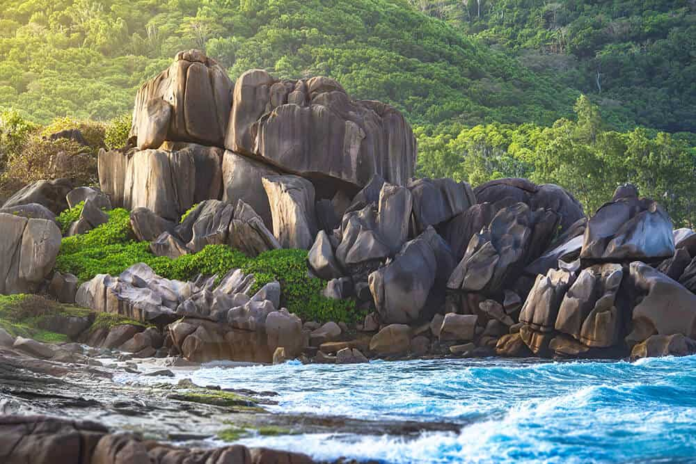 Seychelles Travel Guide - The best beaches in the Seychelles Islands