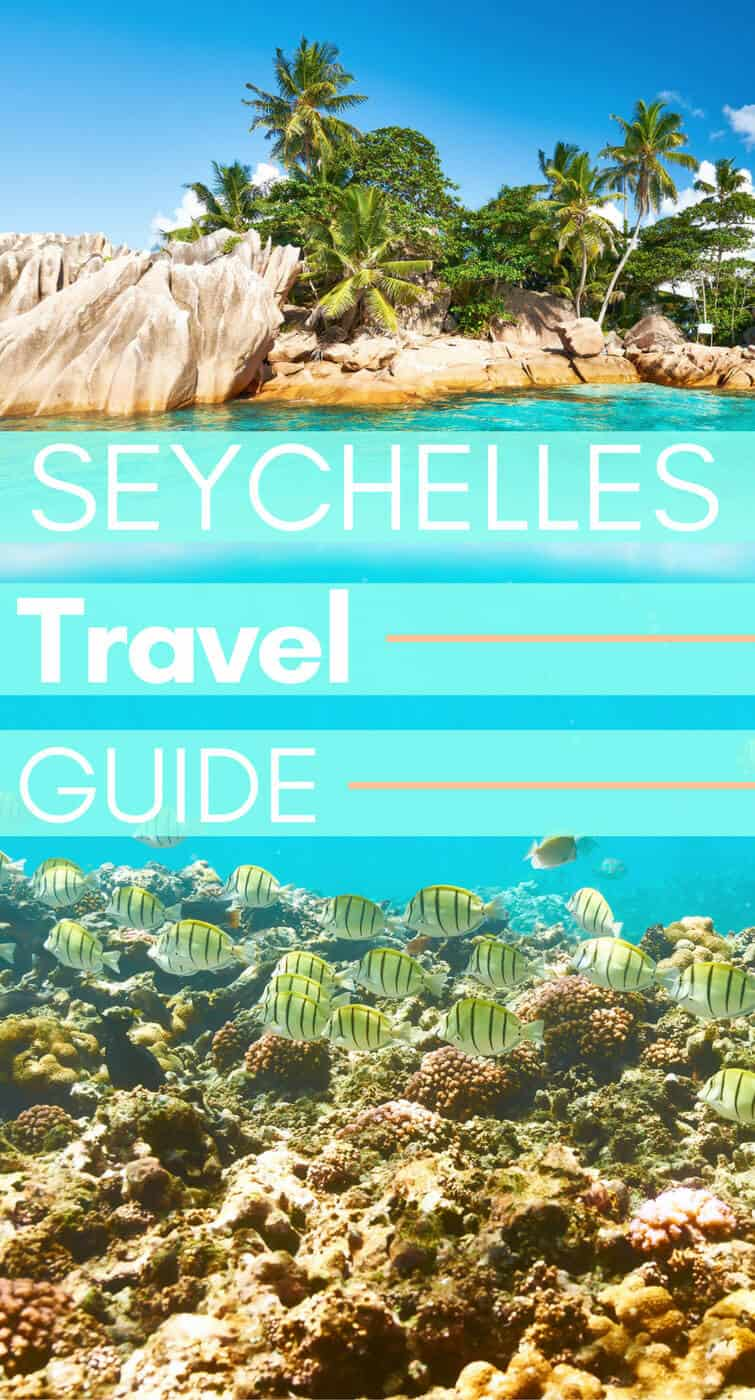 The Seychelles Islands are home to come of the most beautiful beaches in the world! Read the Ultimate Guide to Visiting the Seychelles on Avenlylanetravel.com!