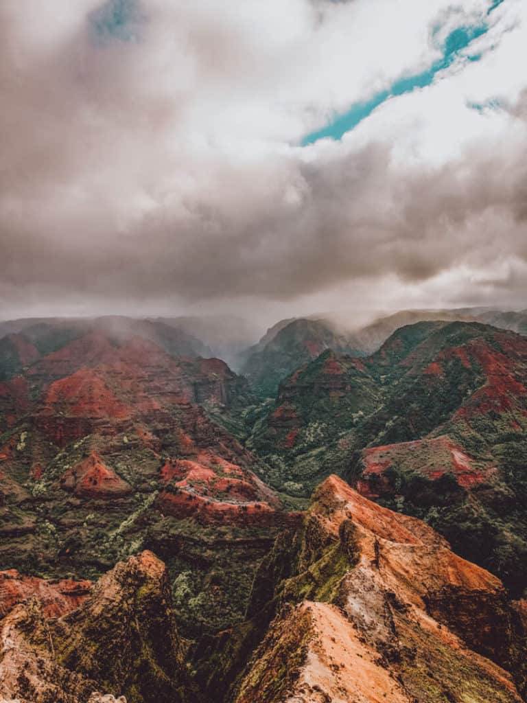 Waimea Canyon State Park, Kauai. 27 Best Places to Visit in Hawaii!
