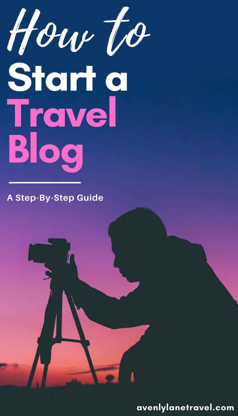 How to Create Your Own Travel Blog!