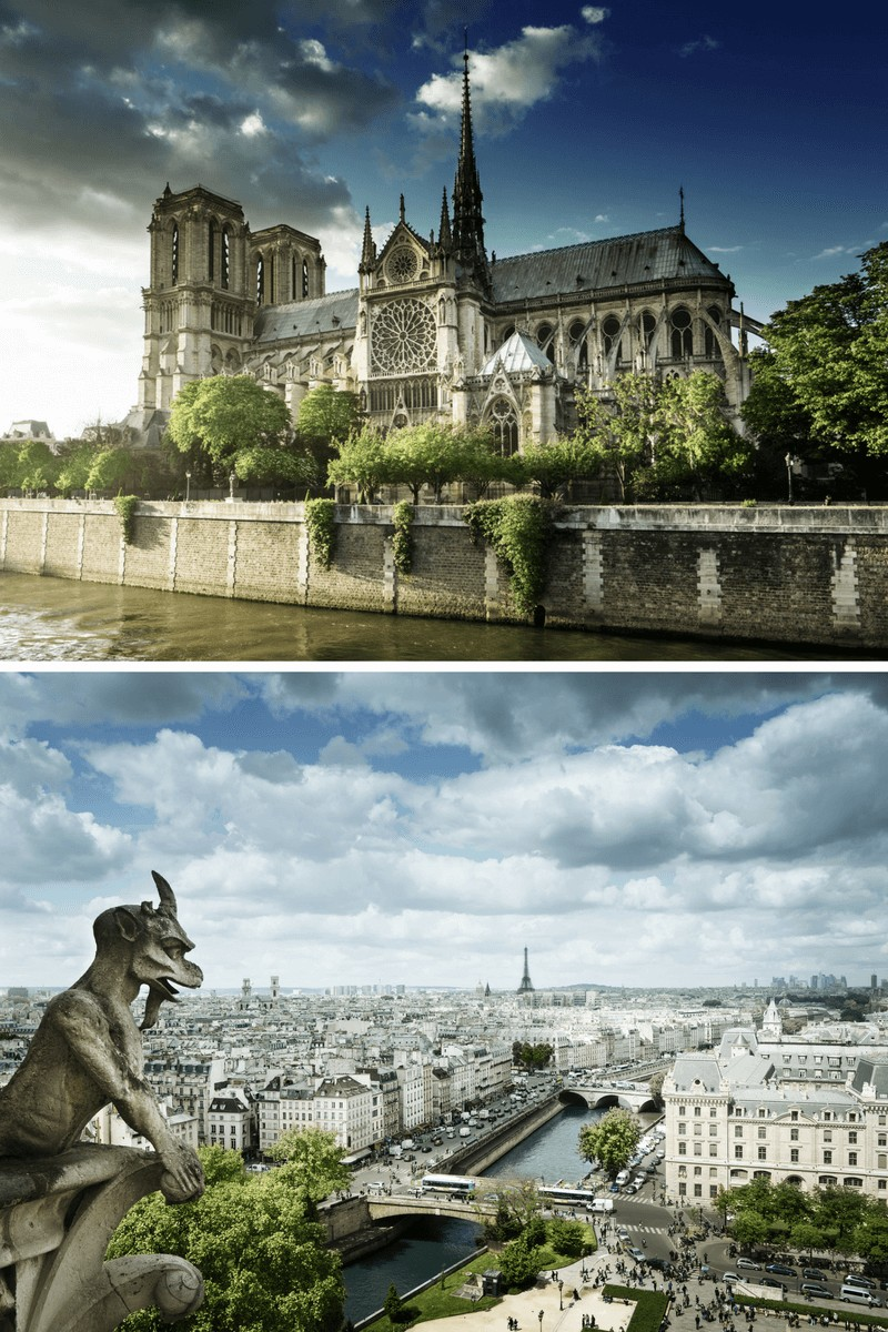 Notre Dame Paris - Amazing! It can be hard to know what you should see in Paris and what you should skip. Here is a list of the top things to see your first time in Paris. These Paris travel tips will you help as you as you explore the history, culture, food and top places to visit in Paris, France. Avenlylanetravel.com | #paris #france #europe #travel #photography #avenlylanetravel #travelinspiration #travelblog #beautifulplaces #traveltips #eiffeltower #bucketlist #europetravel