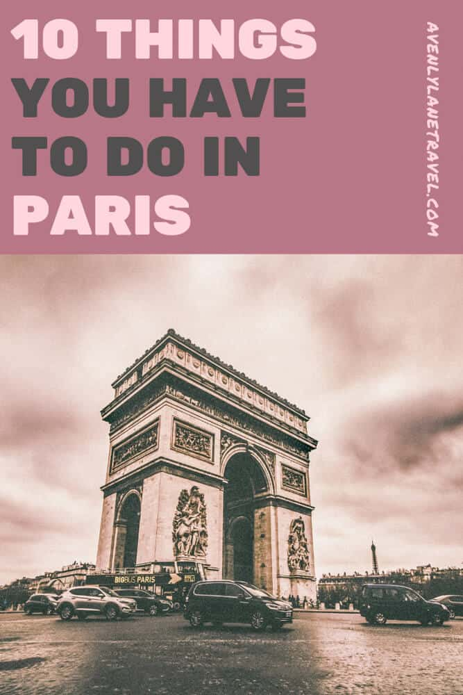10 Things You Have to see Your First Time in Paris! These Paris travel tips will you help as you as you explore the history, culture, food and top places to visit in Paris, France. Versailles palace and gardens is a must see even if you only have 3 days to spend in Paris. Avenlylanetravel.com | #paris #france #europe #travel #photography #avenlylanetravel