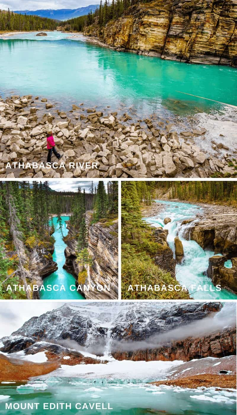Jasper National Park! One of the best things to do in Alberta Canada! #canada #travelinspiration #northamerica