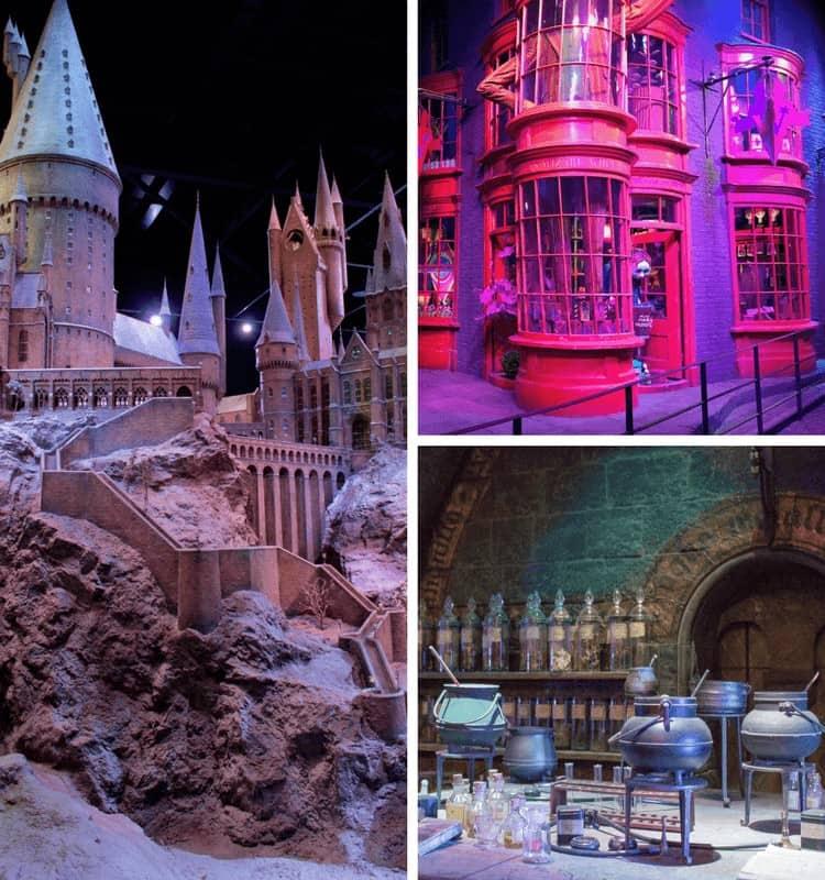 Harry Potter Studio in London