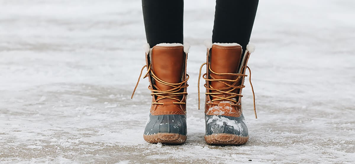 What to wear in Iceland - The best boots for Iceland