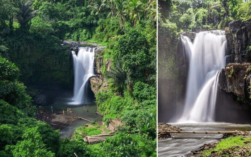 Tegenungan Waterfall in Thailand! See the best waterfalls in Asia on Avenlylanetravel.com
