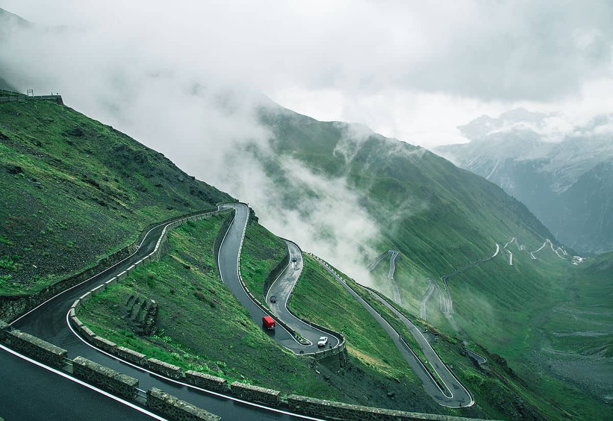 Stelvio Pass Italy - Italian Road Trip! The best way to tour Italy!
