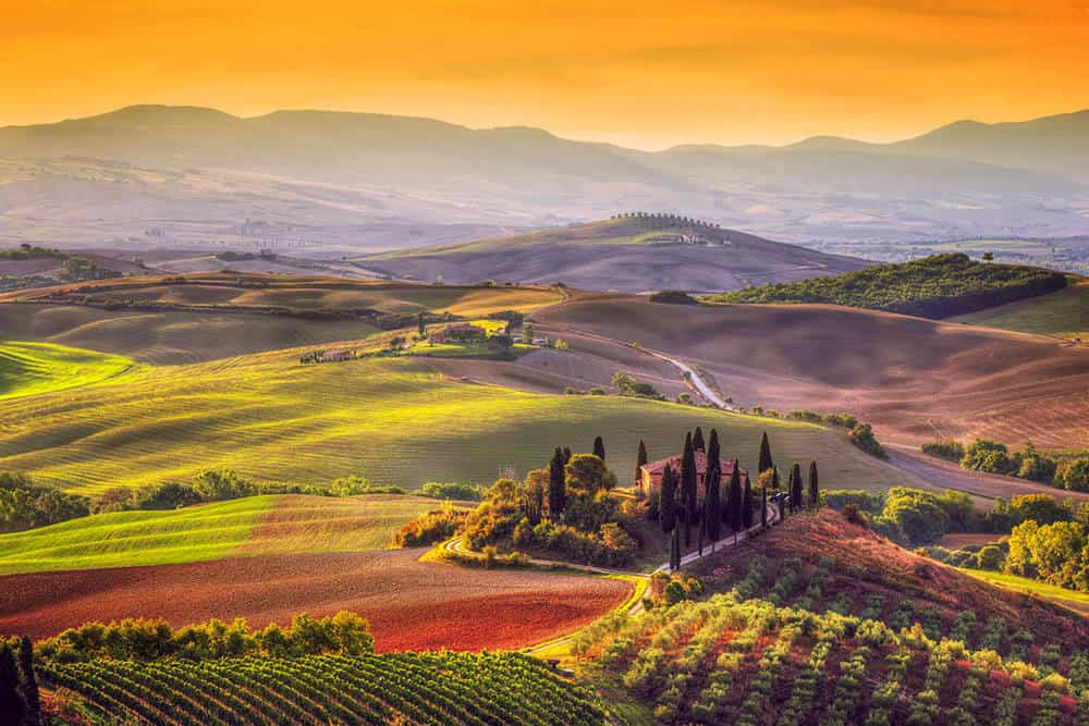 Tuscany Road Trip. 5 Best Italian Road Trips. The best way to tour Italy!