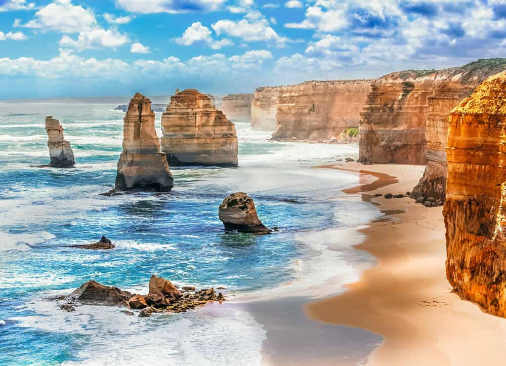 Natural Wonders of Australia: The 12 Apostles