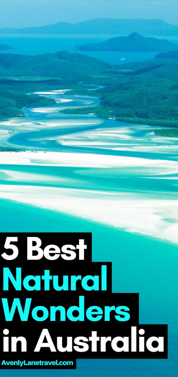 Australia Attractions - 5 Natural Wonders of Australia! #Australia