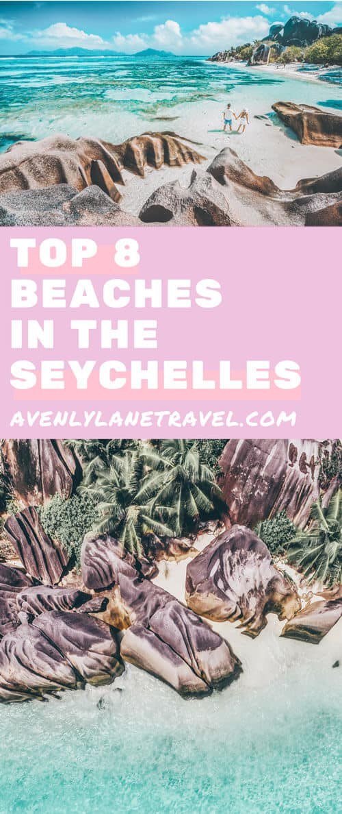8 Incredible Beaches in the Seychelles You Have To See! One of the best things to do in the Seychelles islands is to explore the beaches.