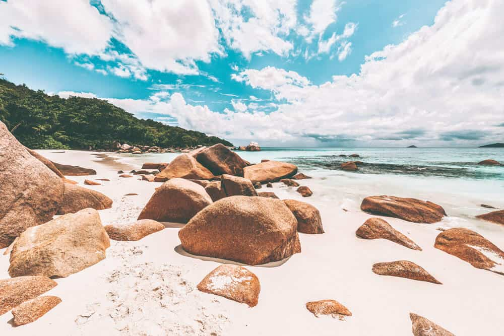 anse lazio seychelles beaches