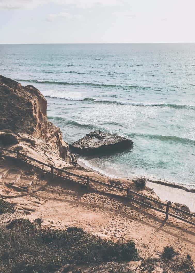 La Jolla Shores Beach (One of the Best Family Beaches in California)
