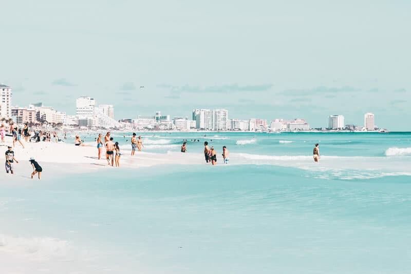 Fun things to do in Cancun. Cancun Beaches!