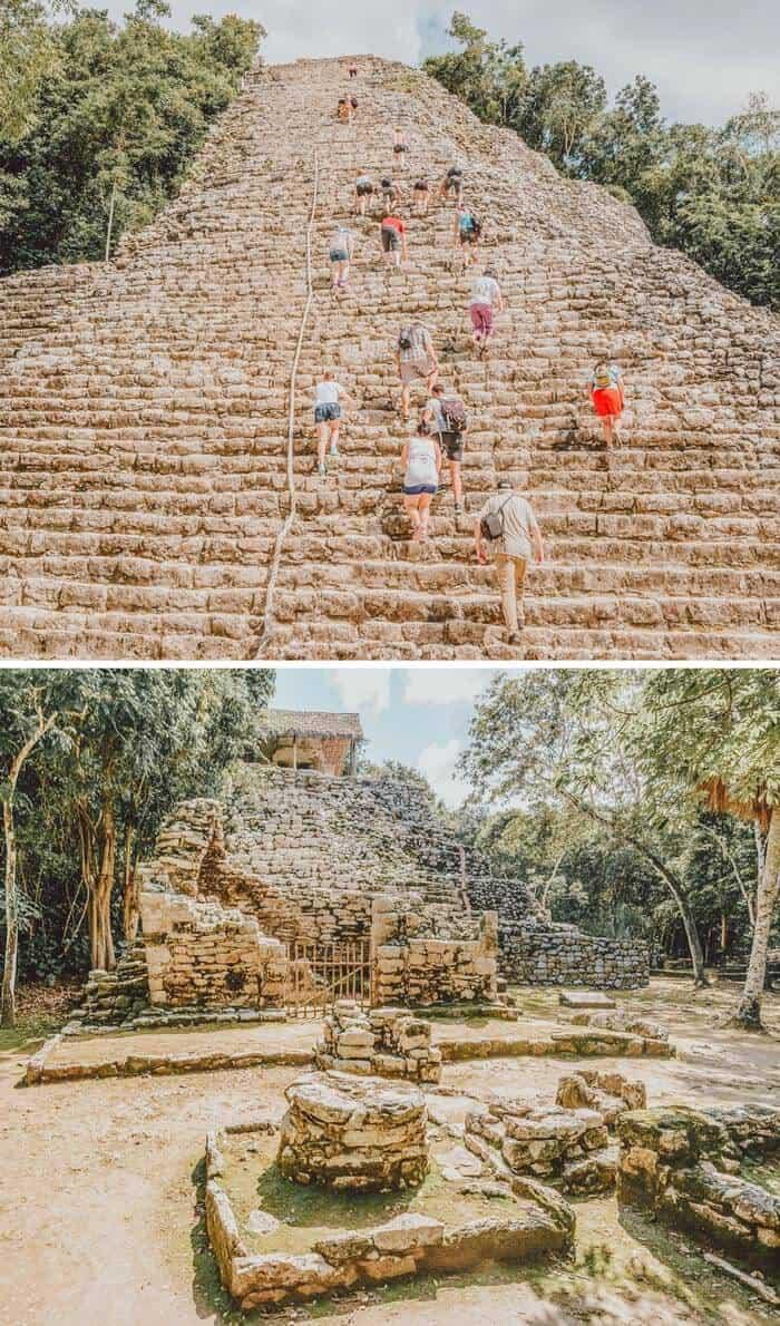 Coba - Ancient Mayan ruins in Cancun