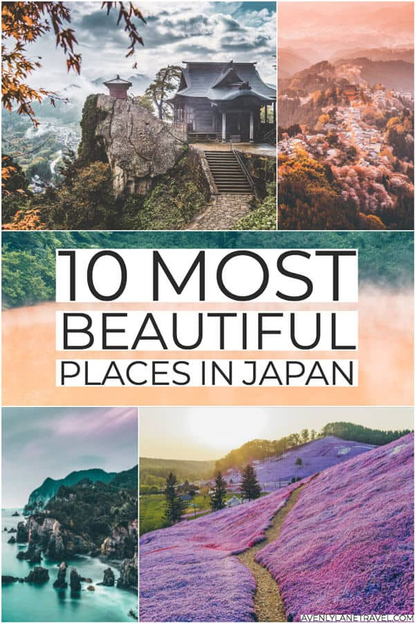 10 Most Beautiful Places in Japan!