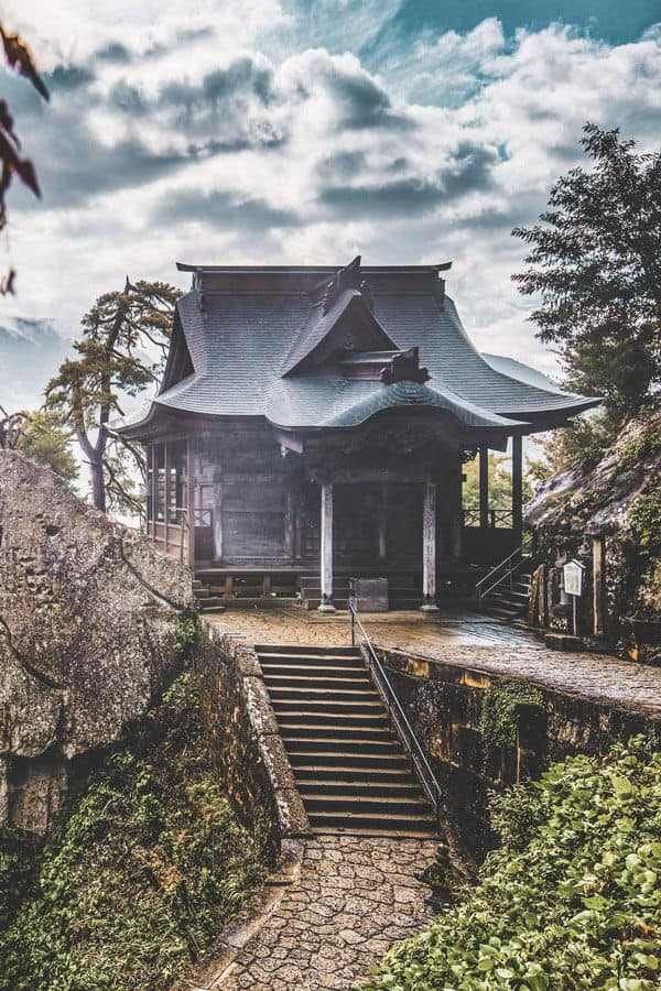 The Most Beautiful Places You Have to Add to your Japan Bucket List Yamadera Mountain Temple in Yamagata, Japan. This place is unbelievable! #Japan #asia #travelblog Check out these incredible places in Japan on www.avenlylane.com