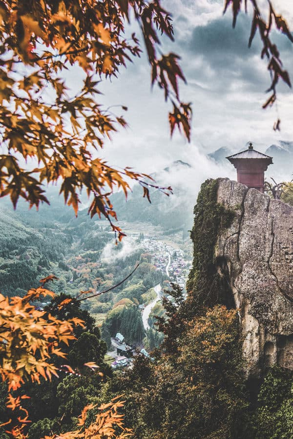 #AVENLYLANE #AVENLYLANETRAVEL The Most Beautiful Places You Have to Add to your Japan Bucket List Yamadera Mountain Temple in Yamagata, Japan. This place is unbelievable! #Japan #asia #travelblog Check out these incredible places in Japan on www.avenlylane.com