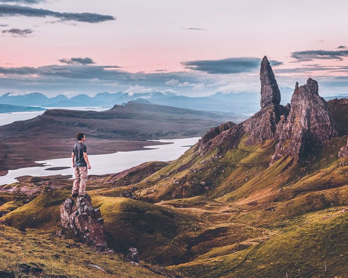 Pictures of Scotland you will want to add to your Scotland road trip itinerary!