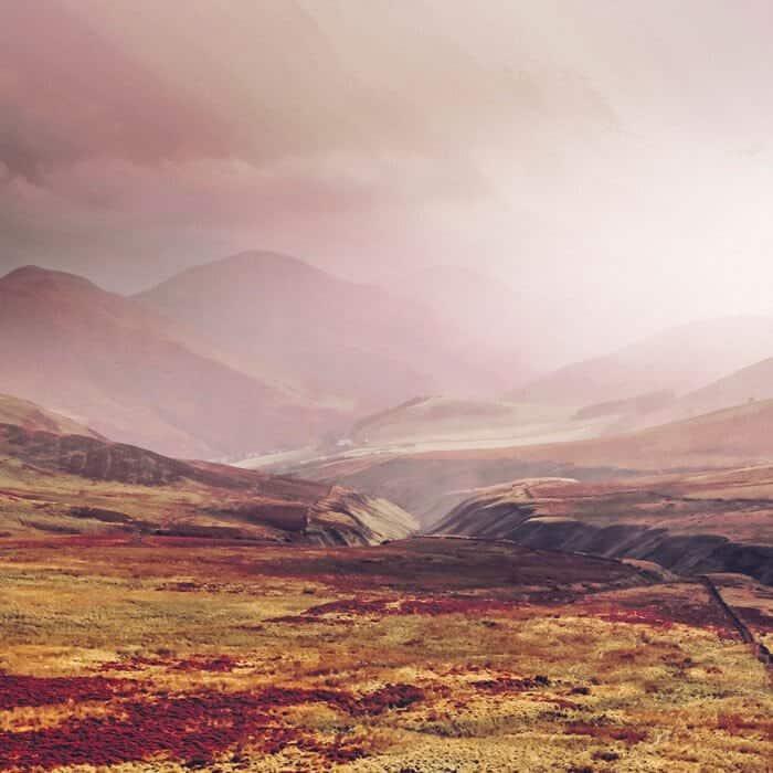Pentland Hills, West Linton Scotland