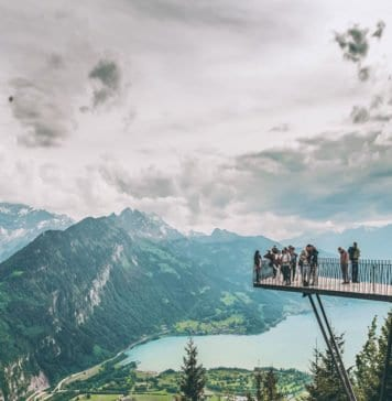 The Switzerland beauty is unreal at Interlaken! Immerse yourself in the most captivating of Switzerland's natural world when you take a vacation to Interlaken!