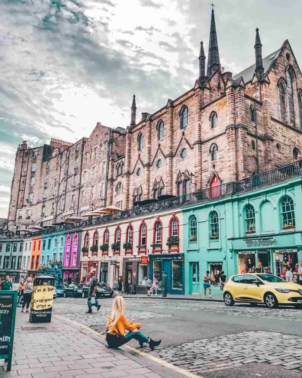 Edinburgh or Glasgow, Which City in Scotland Should You Visit?